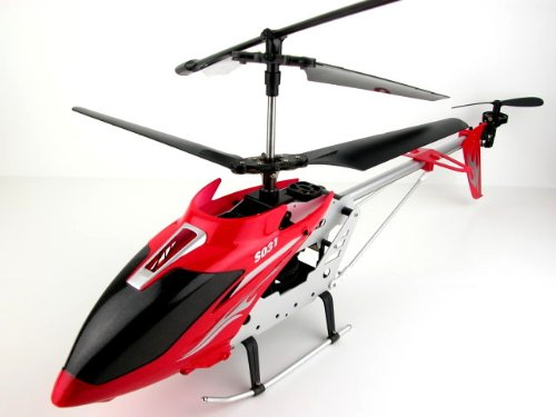 Syma S031G Jumbo Sized Gyro 3.5 Ch Metal Coaxial RC Helicopter