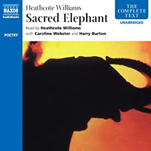 Sacred Elephant | [Heathcote Williams]