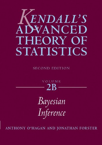 The Advanced Theory of Statistics, Vol. 2B: Bayesian Inference