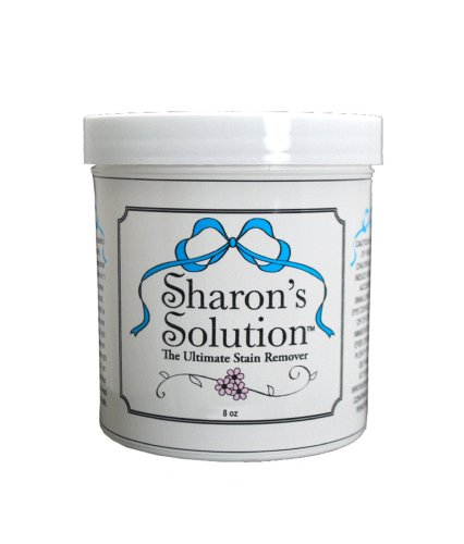 Sharon's Solution SS-001 8oz Stain Remover for Delicate Fabric  8 oz