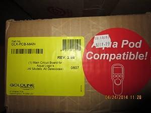 Hayward GLX-PCB-MAIN Main PCB Replacement for All Hayward Goldline Aqua Logic Automation and Chlorination