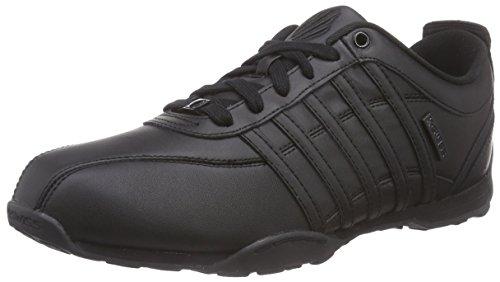 K-Swiss - Arvee 1.5, Sneakers da uomo, nero (black/black 001), 43