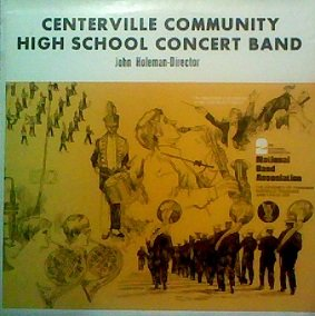 Centerville, Tennessee Community High School Concert Band
