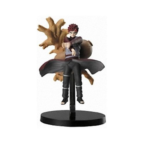 Toynami Naruto Shippuden Ninjutsu Collection 4 Inch Series 1 Figure Gaara