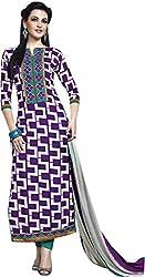 Sinina Lawn Cotton Salwar Kameez Suit UnStitched Dress Material