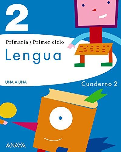 Lengua 2. Cuaderno 2 (UNA A UNA), Buch