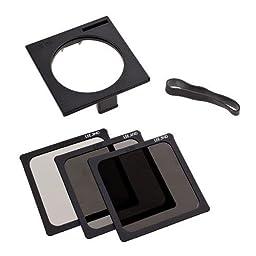 Lee Neutral Density Polyester Filter Set w/ Gelsnap Holder