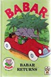 Babar Returns Mini Hardback (0001932241) by Brunhoff, Laurent de