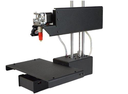 Printrbot社 Simple Metal 3Dプリンター Silver 組立キット 日本語マニュアル付 米国 No1 2015年MAKE/3DHUBS 最高ランク オープンソース 高性能で安い