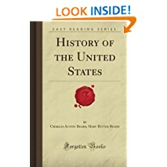 History of the United States (Forgotten Books)