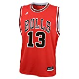 Adidas NBA Chicago Bulls Joakim Noah Youth 8-20 Replica Home