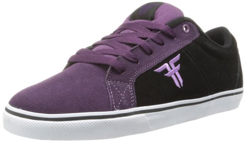Fallen Griffin Skate Shoe,Black Plum/Black,7.5 M US