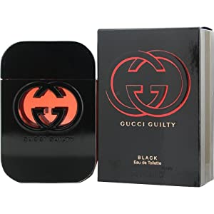 Gucci Guilty Black By Gucci 2.5oz/75ml Eau De Toilette Spray for Women
