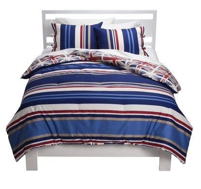 Twin Nautical Bedding 9391 front