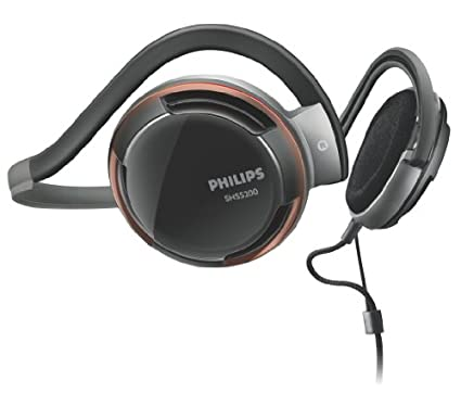 Philips SHS5200/28 (Replaces SHS5200) Headphone
