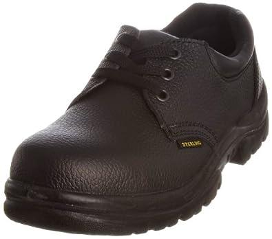 Sterling Safetywear Sterling Steel ss402sm size 4, Herren Sicherheitsstiefel, schwarz, 38 EU (4 UK )