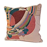 Frank Lloyd Wright March Balloons Decorative Couch Pillow