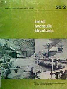 Small hydraulic structures