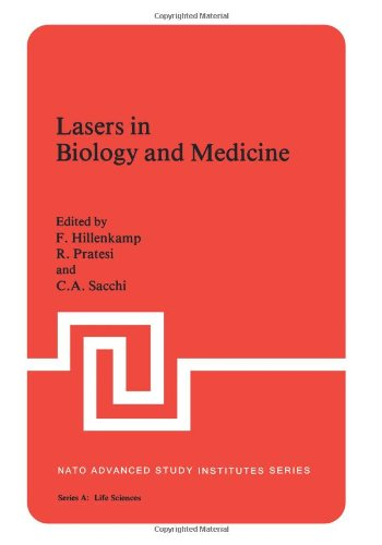 Lasers In Biology And Medicine (Nato Science Series A:)