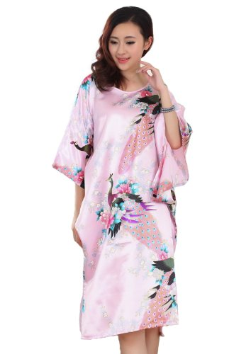 JTC® Lady Summer Nightdress Sleepwear Nightwear Nightclothes Loose