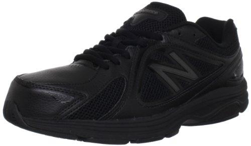 New Balance Men'S Mw847 Health Walking Shoe,Black,11.5 4E Us