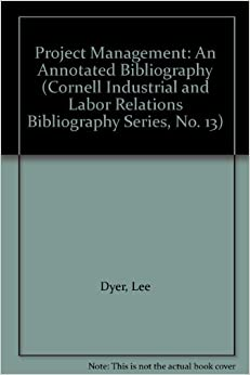 annotated bibliography cornell
