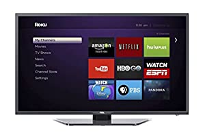 TCL 39S3600 39-Inch 720p 60Hz LED TV with Free Roku Streaming Stick