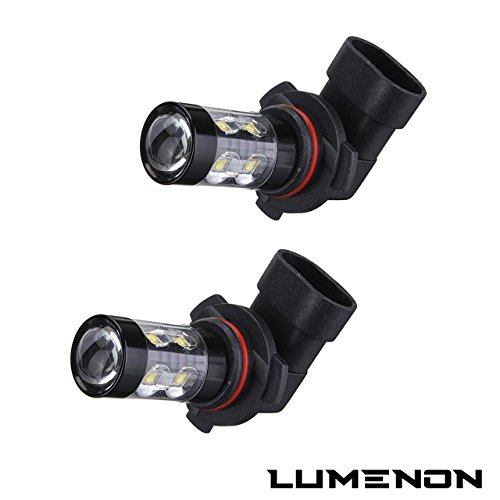 Lumenon 9006 Led HB4 High Power 50W DRL Low Fog Beam Conversion Light Bulbs white 6k (9006 Fog Lights compare prices)