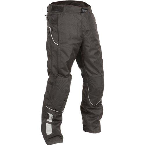 Fly Racing  Butane Men's Waterproof Sports Bike Motorcycle Pants - Black / Size 38