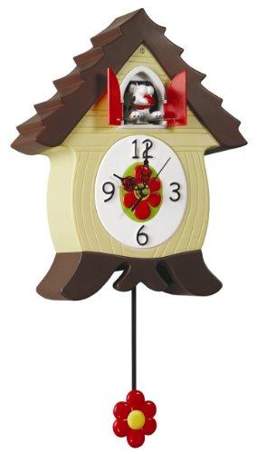Needlenose Ned in the BarkCoo Cuckoo Clock