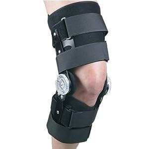 ITA-MED ROM Post Op Knee Brace (Height-23) by ITA-MED