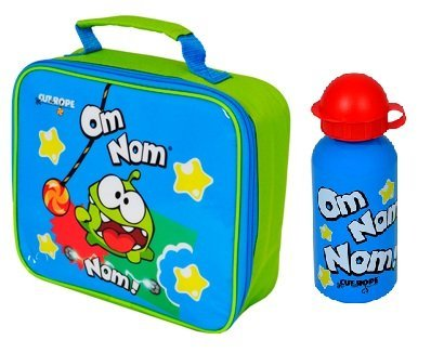 Best Price For Cut the Rope Lunch Bag + Aluminium Bottle