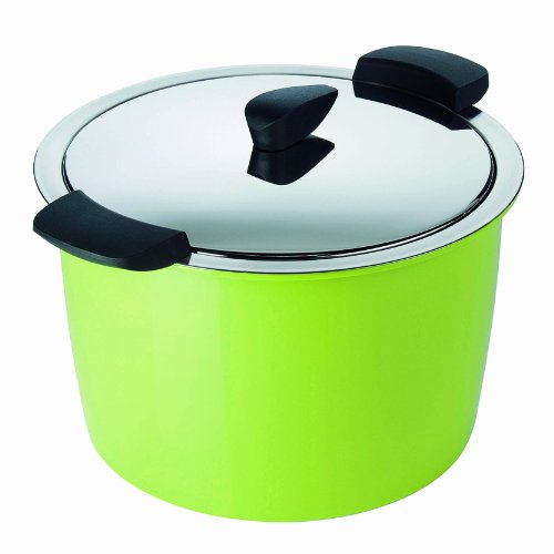 Kuhn Rikon 5-Quart Hotpan Stockpot, Green