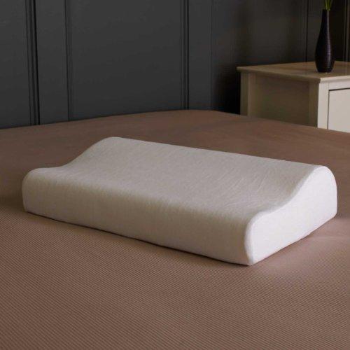 Memory Foam Contour Pillow - Standard Size - Medium Support