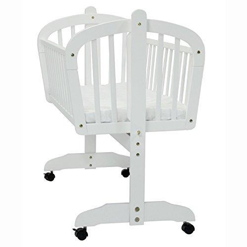 Futura Cradle - White front-985394