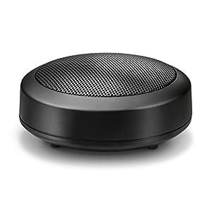 wavemaster MOBI-2 Mini Lautsprecher mit Bluetooth-Funktion (1-er Stück) schwarz
