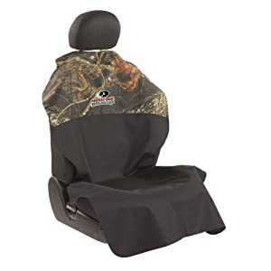 bergan heavy duty poncho front seat protector mossy oak automotive seat covers. Black Bedroom Furniture Sets. Home Design Ideas