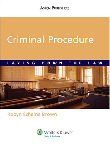 Critically Analyzing Constitutional Criminal Procedure