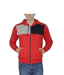Avas Men's Cotton Sweatshirt (A_46_MultiColour_X-Large)