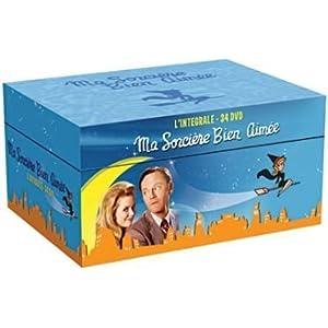 Ma sorcière bien aimée : l'intégrale - 34 DVD