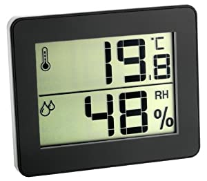 Essenbach 30502701 Digitales Thermo Hygrometer