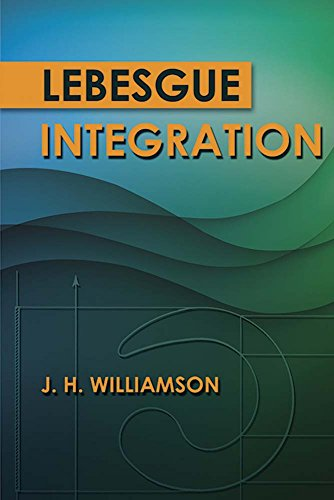 Lebesgue Integration (Dover Books on Mathematics)