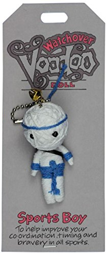 Watchover Voodoo Sports Boy Doll, One Color, One Size