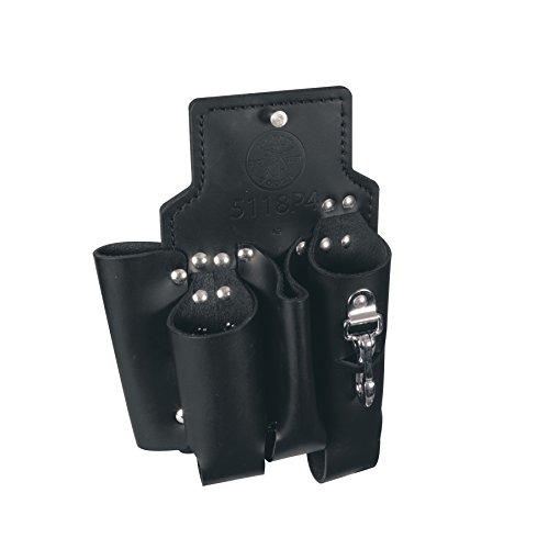 Klein Tools 5118P4 Lineman 4-Pocket Tool Pouch