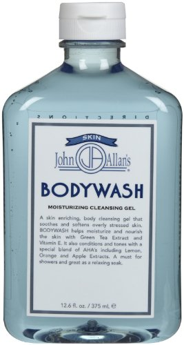 John Allan&#39;s Bodywash - Moisturizing Cleansing Gel