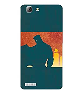 EPICCASE anchor of s Mobile Back Case Cover For LENOVO A6600 (Designer Case)