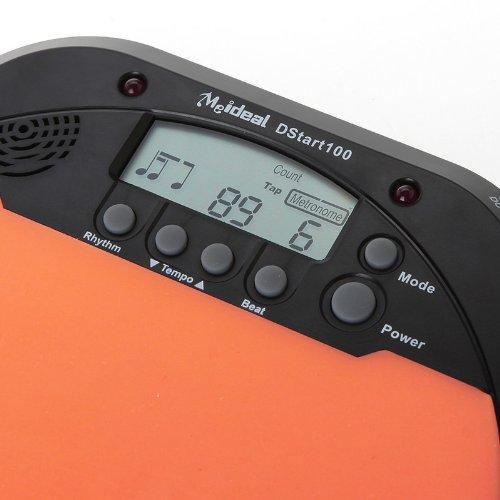 Kingzer Digital Electronic Drummer Training Practice Drum Pad Metronome