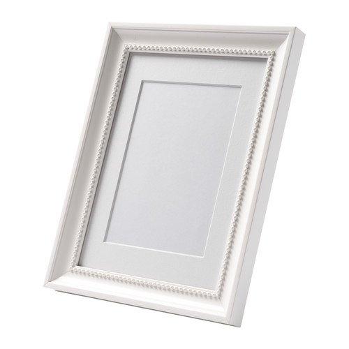 IKEA SONDRUM – Frame, white – 13×18 cm