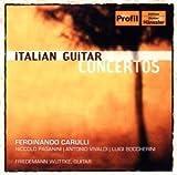 Italian Guitar Concertos (Wuttke) Carulli/Paganini/Vivaldi/Boccherini