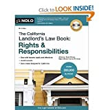 The California Landlord's Law Book: Rights & Responsibilities [With CDROM] [CALIFORNIA LANDLORDS-14/E W/CD] [Paperback]